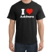 I Heart Ashburn T-shirt - I Love Ashburn Tee